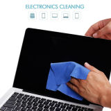 Glasses를 위한 Microfiber Cleaning Cloth