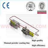 ISO9001の粉のコーティングラインの手動粉のスプレー・ブース