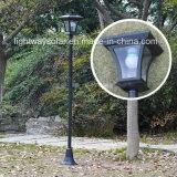 태양 조경 도로 빛, 1.7 M 공장 가격 옥외 공동체 정원 별장 LED 태양 가로등