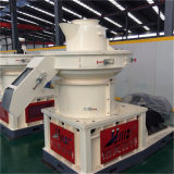 Ring Die Wood / Sawdust / Straw / Rick Husk / Palm / Corn Stalk Pelletizing Machine