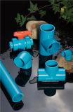 Protezione di estremità standard di BACCANO della plastica Dn32-100 CPVC di Huasheng