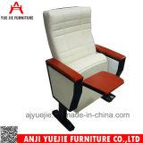 Стул Yj1613r аудитории мебели аудитории чехла из материи деревянный задний