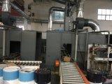 スチールドラムの自動作成機械