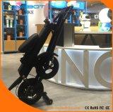 Eco freundlicher Roller des Fahrrad-E, der elektrisches Fahrrad faltet