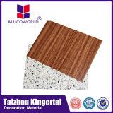Панель деревянной текстуры алюминиевая составная с толщиной панели 3mm 4mm