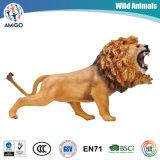 O plástico aprovado do Ce brinca a figura do leão