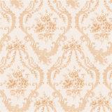 Velours s'assemblant le papier peint stéréo de luxe de papier peint de papier peint de décoration de papier peint