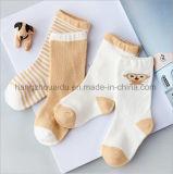 Helle Süßigkeit-Farben-klare Baby-Baumwolle Jacquardsocks