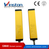 Stordの安全な、信頼できる視覚スクリーンセンサーGM40-16nのセリウムの承認