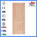 Peinture de porte plaquée moulée HDF / MDF (EV-Sapelli)