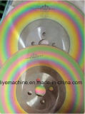 Lámina de cortador redonda inoxidable Ti-Revestida aprobada del uso del tubo de acero