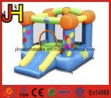 Популярный крытый раздувной скача замок хвастуна для малышей использовал