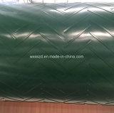 Correia do transporte revestida do PVC do fornecedor chinês