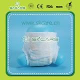 돋을새김 백색 Eco 친절한 아기 기저귀