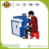 de Machine van het Lassen van de Laser van de Lasser van de Vlek van de Laser van Juwelen 100With200W YAG