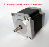 Motor eléctrico del escalonamiento de 0.9 grados 57m m para el CNC y las máquinas de coser