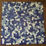 Telha de vidro do mosaico da telha de vidro quente sextavada a mais atrasada do mosaico do derretimento 2016