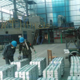 Fabricante de los lingotes 99.995% del cinc/surtidor del lingote del cinc