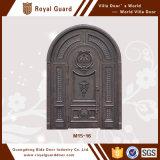 Porta de alumínio do Casement/projeto porta de tela de alumínio/porta principal do arco