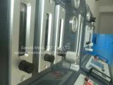 La línea termal del sistema de la máquina del equipo de la capa de aerosol para la porción que pinta (con vaporizador) el coche automotor parte los componentes de la suspensión que dirigen la superficie protectora de las juntas de rótula de las piezas