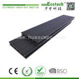 Material composto plástico de madeira do Decking da instalação fácil
