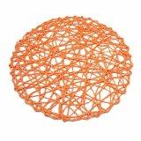Colorful Paper Strings Tablemat para Hogar y Decoraciones