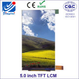módulo de Fwvga LCD del interfaz de 4.95 '' 5.0inch Mipi