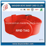 7-Color Wristband do silicone RFID