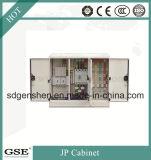 Jp-01 Acero inoxidable al aire libre impermeable IP 56 Caja de distribución integrada / completa con función de compensación / control / terminal / relámpago
