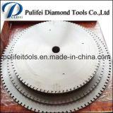 """la """" circulaire 36 scie la lame pour le segment de découpage de pierre de granit"""