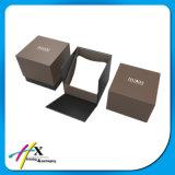 Personifizierter Papieruhr-Geschenk-Kasten mit Kissen