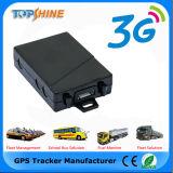Combustível que monitora o perseguidor impermeável do veículo 3G GPS da motocicleta