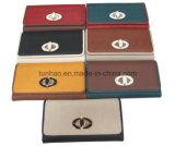 Популярная повелительница Бумажник типа, бумажник женщин цвета контраста