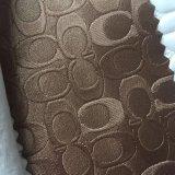 ホテルの家具製造販売業のための水証拠の装飾PVC革