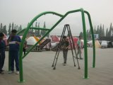 Yonglangの運動場のよく物質的なスライド