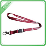 Hersteller Supply Thermal Heat Transfer Printed Lanyard für Worker/Christmas
