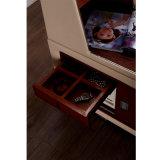 Bâti en cuir de Tatami de type moderne pour les meubles Fb8153 de salle de séjour
