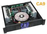 Alta calidad eléctrica del amplificador de audio CA9