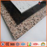 1220 * 2440mm Matériau composite en aluminium fini en pierre (AE-503)