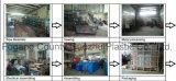 Equipamento de sistema plástico do molde de sopro do frasco do animal de estimação de 4 cavidades