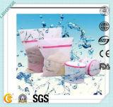 Wäsche-Beutel stellte für Büstenhalter ein und kleidet Haushalts-Wäscherei-Beutel