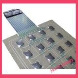 Hohen Empfindlichkeits-Metallabdeckung-Membranschalter anpassen