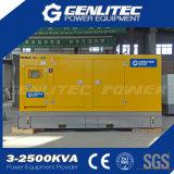 Groupe électrogène diesel d'engine silencieuse de 600kw 750kVA Cummine (GPC750S)