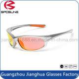 Gafas de sol de ciclo del montar a caballo de la vendimia de la manera del estilo del deporte de Sun de la protección promocional barata completa al por mayor UV400 de los vidrios