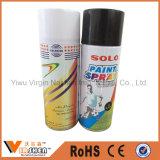 Pintura de spray de ceuaura Pintura de placa de cromo Fluorescencia Pintura de pintura resistente al calor