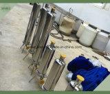 Filtro de membrana microporosa sanitária para líquidos high-end