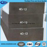 Плита 1.2083 китайской прессформы поставщика пластичной стальная