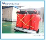 Doble del fabricante de equipamiento del transformador que enrolla el tipo seco transformador de 400kVA 10kv