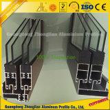 Aluminiumhersteller anbietendes Aluminiumwindows mit doppelten weiden lassenden Gläsern