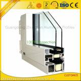 De Fabrikant die van het aluminium de Vensters van het Aluminium met Dubbele Weidende Glazen aanbieden